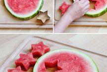 meloun jídlo