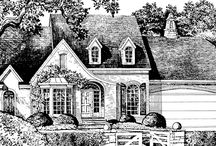 Home Plans / by Becky F