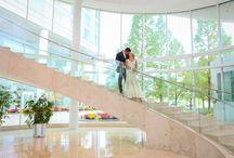 Renaissance Convention Center Wedding, Shaumburg IL