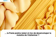 Pasta / Pasta  / Aquí trobaràs curiositats sobre la pasta / Aquí encontrarás curiosidades sobre la pasta