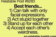 Friendship facts