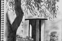 Kreslenie - stromy