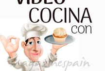 Vídeo cocina con Magazinespain