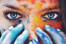 Photography With Paint