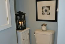 home staging bath