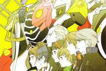 Persona / Persona series created by Atlus. Shin Megami Tensei franchise.