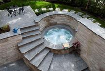 Concrete Spa Designs
