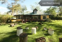 Weekend Getaways from Nairobi / by Sleep Out Kenya