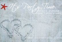 My Linky Parties / blog parties at Its So Very Cheri