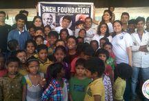 Sneh Foundation News