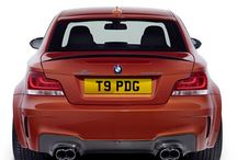 Private number plates for sale / 0