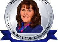 2015 Shay Parker's Best American Psychics Psychic of the Month Awards / Each month Shay Parker's Best American Psychics honors one of our psychic professionals with a Psychic of the Month award.