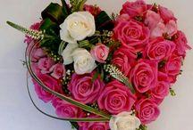 rózsaszív