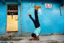 yoga, anywhere