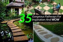 Garden paths / Garden paths