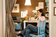 ~~Working from Home~~ / Home office and organization ideas for the home / by Jill Irish Nguyen