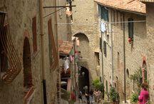 Lugares por visitar: Italia