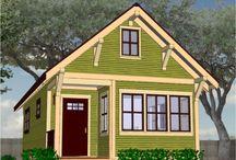 Tiny Houses / Eco Friendly Plans