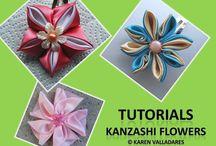 Kansashi flowers