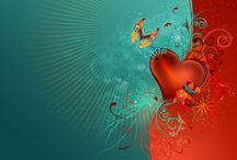 Hearts I admire