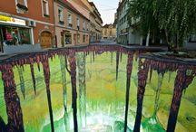 Street art / by Nicole Leeks