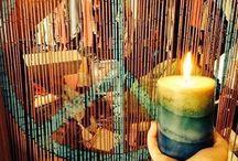 Hippie Candles