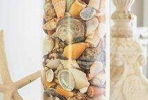 enfeites conchas