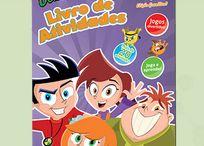 Nutri Ventures / A Nutri Ventures é a primeira série de animação criada especificamente para motivar as crianças a terem uma alimentação saudável.