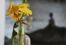 Flower's decoration