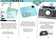 HeidiSwapp Pretty Pockets
