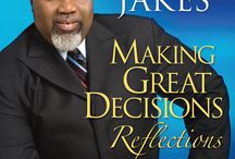 Books By T.D. Jakes