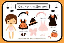 Halloween and Trick or Treats! / Costumes, food, tricks and treats for Halloween!