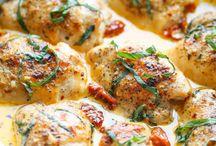 Chicken / Chicken dishes