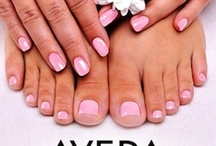 Mani. Pedi. Need I say more? / Amazing Salon and Spa Manicures and Pedicures using all Avedas superb products!!