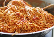 pinoy spaghette  style