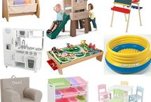 Activities for Toddlers / Playroom
