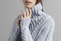 contemporary knits