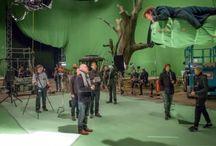 Fantastic Beasts Behind The Scenes