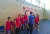 Handbal juniorii Fagaras