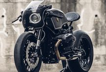 Bmw cafe racer / all special about BmW