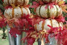 A Fall Occasion... / Whether it's a fall birthday or a wedding, autumn can provide unique inspiration for your special event.