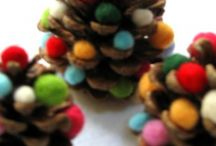 Fun Holiday Crafts for the Family / Looking for some fun and easy kid-friendly crafts for all ages?  Look no further...I've compiled some of my favorites here for you.