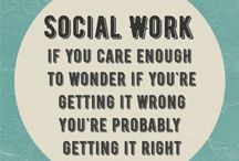Inspiration - The Social Work Hub / Social Workers Social Work Encouragement Social Work Inspiration Social Work Life
