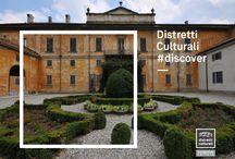 #Discover #DistrettiCulturali