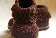 Crochet Items for Baby Boys