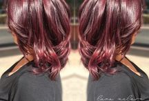 Reds / Hair color inspiration
