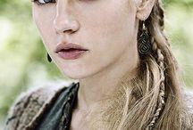 Viking Hair Style