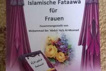 """Islamische Fataawa für Frauen / Das Buch """"Islamische Fataawa für Frauen"""" in der Neuauflage des Verlags """"Dar al-Balagh"""""""