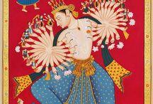 Hindu god/goddess