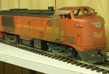 Railways: Model Railways